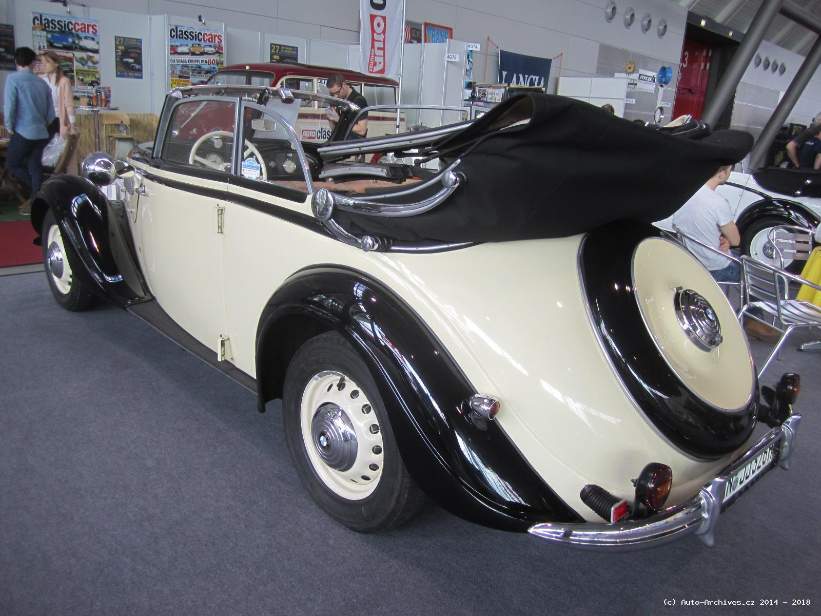 Retro Classic Stuttgart 2015 (1) | Auto Archives